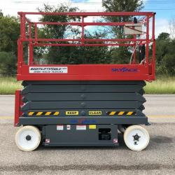 Skyjack 4632 electric scissorlift Refurbished - Warranty