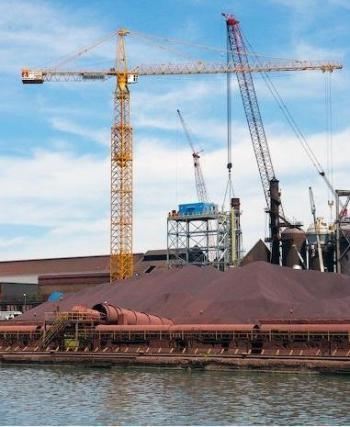 Liebherr 1800C-60 Tower Crane 60 ton crane Reconditioned