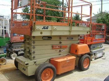 JLG 3969 4069 electric scissorlift aerial
