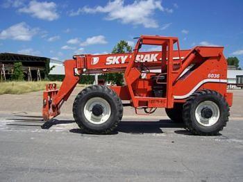 Skytrak 6036 Telehandler