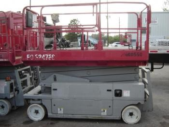MEC Scissor Lifts