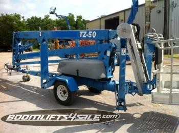 Genie TZ50/30 Towable Man Lift