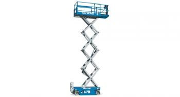 GENIE GS-2032, GS-2632, GS-3232 narrow scissor lift