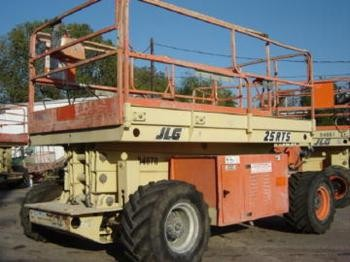 JLG 25RTS 4X4 Rough Terrain Scissor Lift