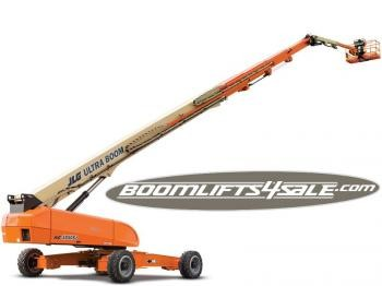 JLG 1200SJ, 1350SJ, 1500SJ, 1850SJ Ultra Boomlifts - NEW