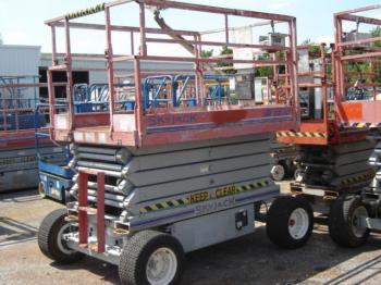 Skyjack 6832 Electric Scissor Lift for Sale | Boomlifts4sale