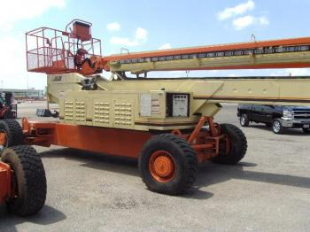 JLG 150 HAX Articulating Manlift Boomlift for Sale | Boomlifts4sale