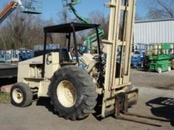 Ingersol Rand 8000cap Forklift