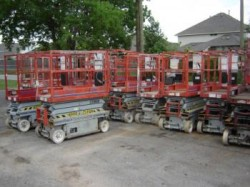 Skyjack Electric Scissor Lifts 3015 3219 4626