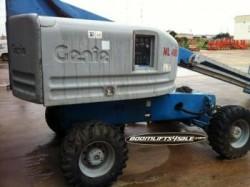 Genie S40 S45 boom lift 4X4