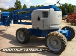 Genie Z45/25J Diesel Boom Lift