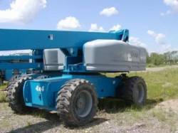 GENIE S80 S85 Telescopic Manlift Boom lift