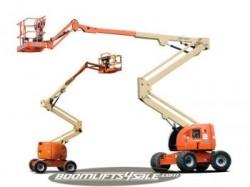JLG 340AJ, 450AJ, 600AJ, 800AJ, 1250AJ New Manlifts