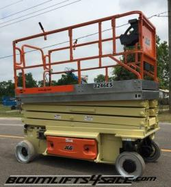 JLG 3246 ES Electric Scissor Lift * Refurbished