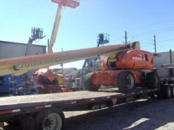 JLG 800S Manlift 860SJ Boom lift