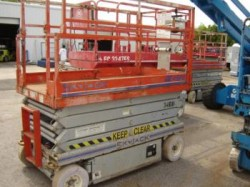 Skyjack 4626 Electric Scissor Lift