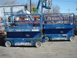 UpRight X26N Scissor Lift
